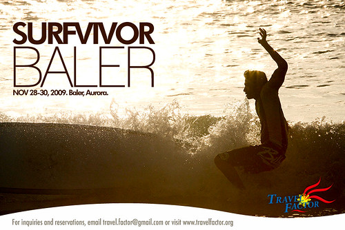 TRAVEL FACTOR'S - SURFVIVOR Baler (Nov 28-30) 4018157673_ca53ffac49