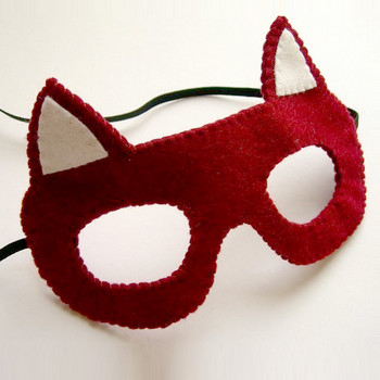 there s just something endearing about a handmade mask and these are ...