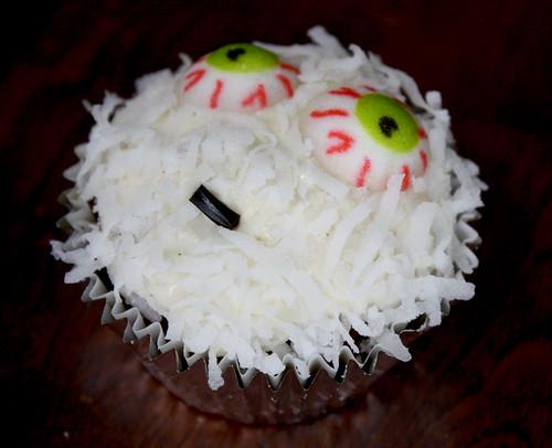 Halloween Pumpkin Muffin