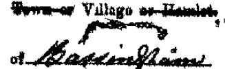 villageof