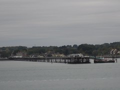 Hythe Pier (crwilliams) Tags: hampshire southampton date:month=october date:day=15 date:year=2009 date:wday=thursday date:hour=16