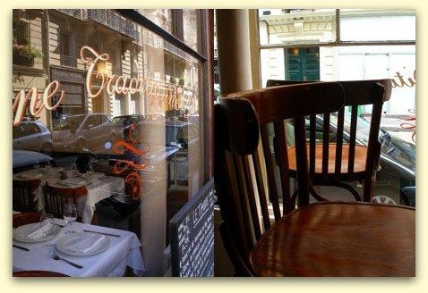 toutes les photos (sauf celle-ci, tirée du site du restaurant) : JasonW