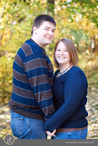 Ryan & Kaitlin Madison Engagement Shoot