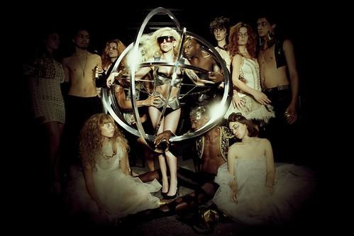 Lady GaGa - The Monster Ball Promo Pic 1