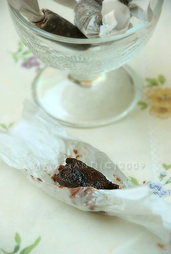 Madu Mongso / Fermented Sweet Tidbits