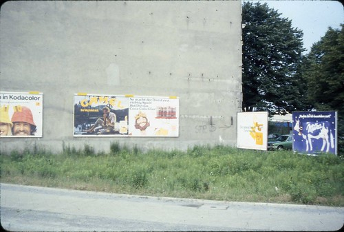 West Berlin 1980 - Berlin Wall #2