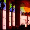 Udaipur , Rajasthan . India ..  Jan 1997 (Nick Kenrick..) Tags: travel sun india reflection window asia princess religion kings ganesh indie shiva hindu gypsy hindi udaipur brahma nationalgeographic haveli maharajah travelphotography mywinners platinumphoto zedzap magicunicornverybest magicunicornmasterpiece