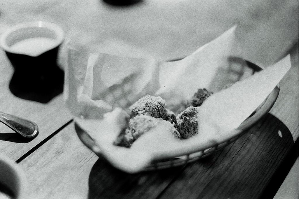 les beignets