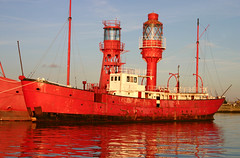 Lightship shot (ImageNationPhotography) Tags: boat ship houseboat trinityhouse lightship lightvessel