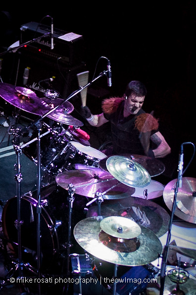 Coady Willis – drums & vocals since '06