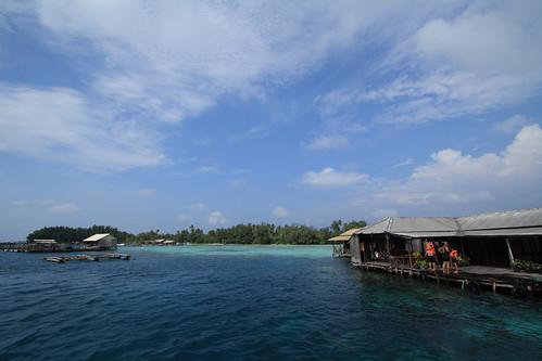 Pemandangan di Karimun Jawa