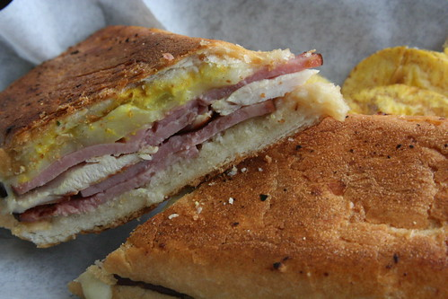 My turkey sandwich