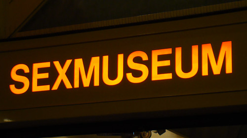 #9 The Sex Museum. Amsterdam Posted 46 months ago. (permalink)