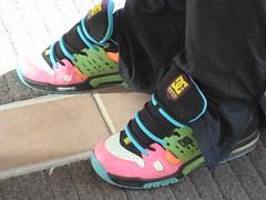 """""""Thats rad"""" (Ethanyial) Tags: dc rainbow random awesome jordan skateshoes"""