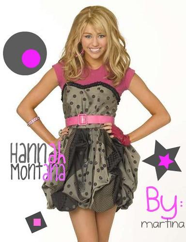 Hannah Montana by Hannah Montana & Miley Cyrus.