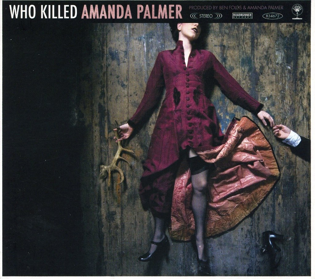 AMANDA PALMER: Who Killed Amanda Palmer? (Roadrunner 2008)