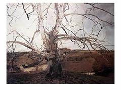 Pennsylvania Landscape, Andrew Wyeth, Brandywine River Museum