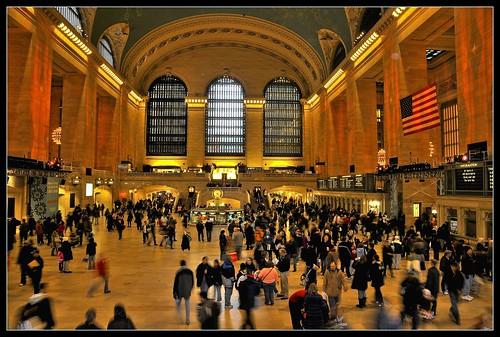 New york railway station photos