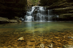 Mize Mill Falls (BamaCam) Tags: winter ice water waterfall alabama icesickles bankheadnationalforest sipsywilderness bamacam