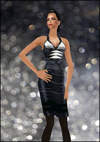 Promo 1 / Miss Cool Sims 2009 by .Pinkie.