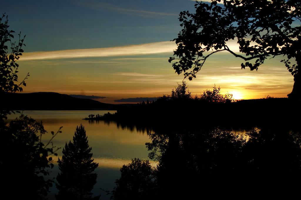 Hodalen, cabin view.