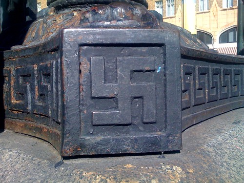 Swastika in San Francisco