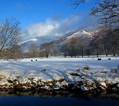 Grasmere Winter Scene (earlyalan90 away awhile) Tags: soe naturesfinest supershot mywinners platinumphoto anawesomeshot citrit goldstaraward vosplusbellesphotos