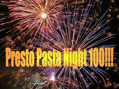 Presto Pasta Night 100