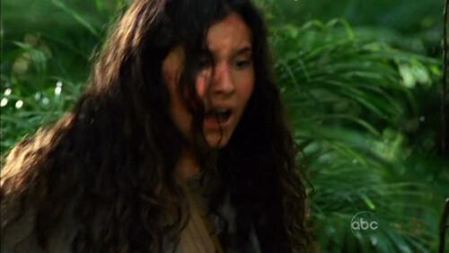Melissa Farman cabello largo