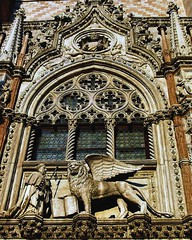 Italy - the Doge's Palace Venice (George Reader DC) Tags: venice italy italia venezia italie doge wingedlion laserenissima