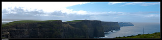 Cliffs of Moher - Panorama 4