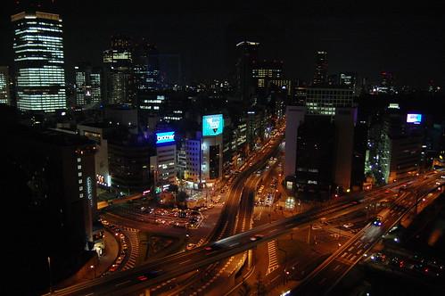 TokyoHotelViewNite