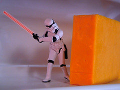 Cutting The Cheese