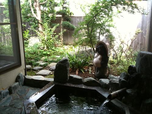 白雲荘 内風呂