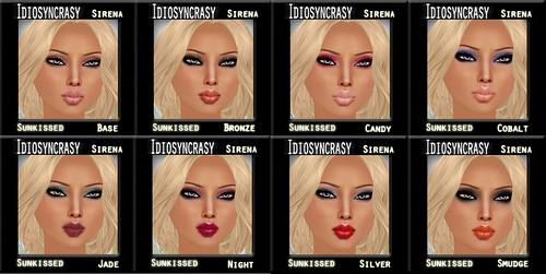 sirena sun makeups