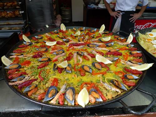 Atracciones turísticas en España
