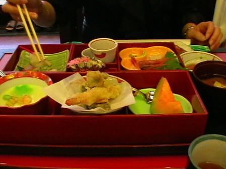 Chitosei Airport Lunch-Kim