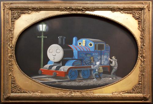 Banksy Thomas