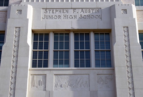 stephen f. austin junior high school