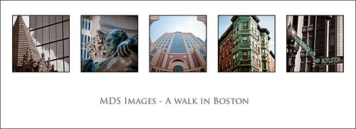 Yet another walk in Boston