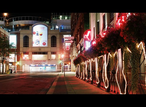 Photo by Mike Manalang:  Frans Restaurant (at The Pantages) Toronto