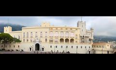 The Palace of Monaco (Nate Kates) Tags: panorama palace monaco stitched panoonblack