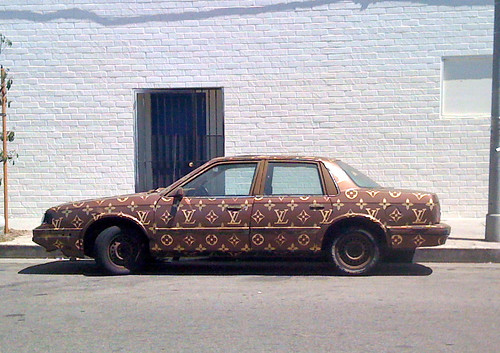 Louis Vuitton Scuzzmobile