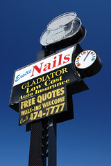 20090805 Exotic Nails & Gladiator Insurance