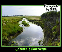 french waterways 2 (♥ MissChief Photography ♥) Tags: france water carteret fiatlux