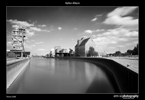 Hafen Albern