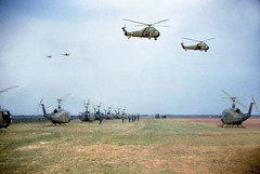 336th AHC out of Soc Trang, RVN (Nigel Smuckatelli) Tags: vietnam huey combat saigon iroquois vietnamwar choctaw uh1 quinhon uh34
