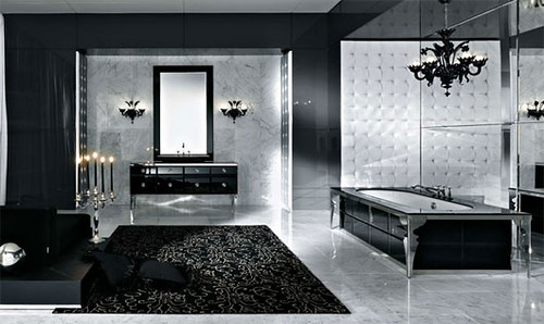 Luxury Bathroom Interior Design Ideas from Stemik-Living