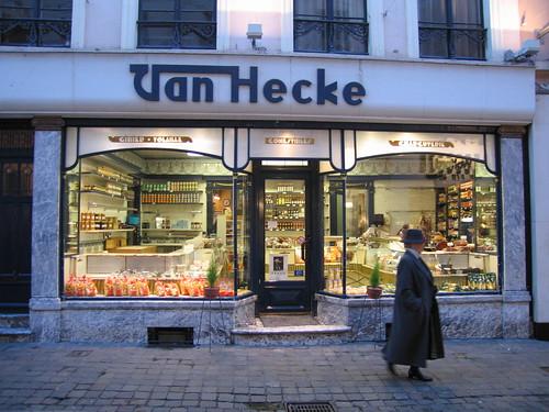 van hecke Gant janvier 2006
