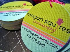 megan squires photo - hang tags & labels